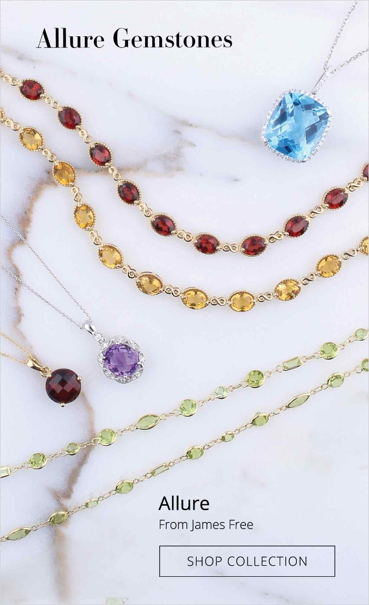 Colorful Gemstone Jewelry